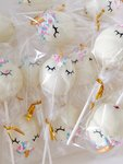 mariasweetcakery cakepops unicorn