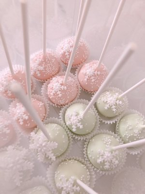 Cakepops Winter