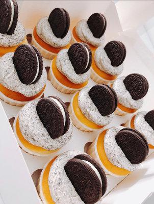 Cupcakes Oreo Groot