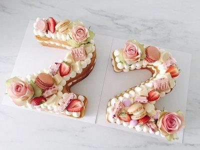 Cijfer Cakes