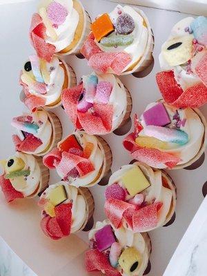 Snoep Cupcakes