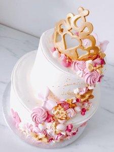mariasweetcakery Danielle taart 1