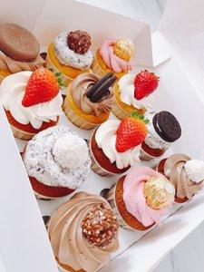 mariasweeetcakery Cupcake mix