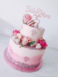 mariasweetcakery Pretty Pink