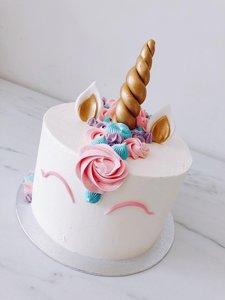 Mariasweetcakery Unicorn taart