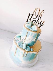 mariasweetcakery Blue baby