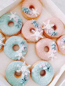mariasweetcakery Winter wonder donuts