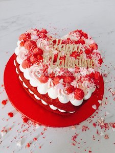 Happy valentine hart