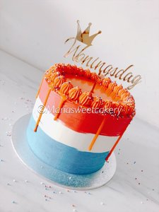 mariasweetcakery Oranje Boven