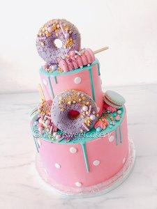 mariasweetcakery Polkadot colour
