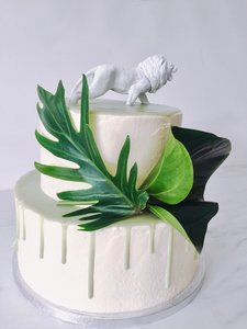 mariasweetcakery Jungle wit