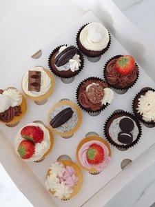 mariasweetcakery Cup cakes mix