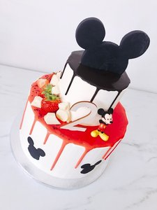 mariasweetcakery Mickey Mouse