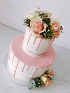 mariasweetcakery Pink Roses