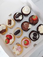 mariasweetcakery Cup cakes mix
